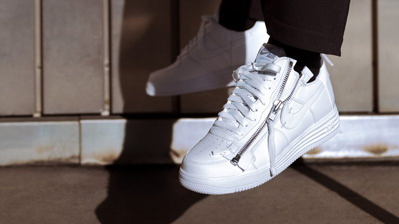 buy online 3658b c97af Nike x Acronym Lunar Force 1 Sneakers Review