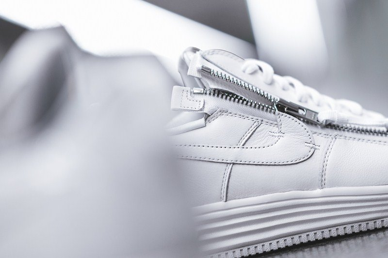 Nike x Acronym Lunar Force 1 Sneakers Review 7
