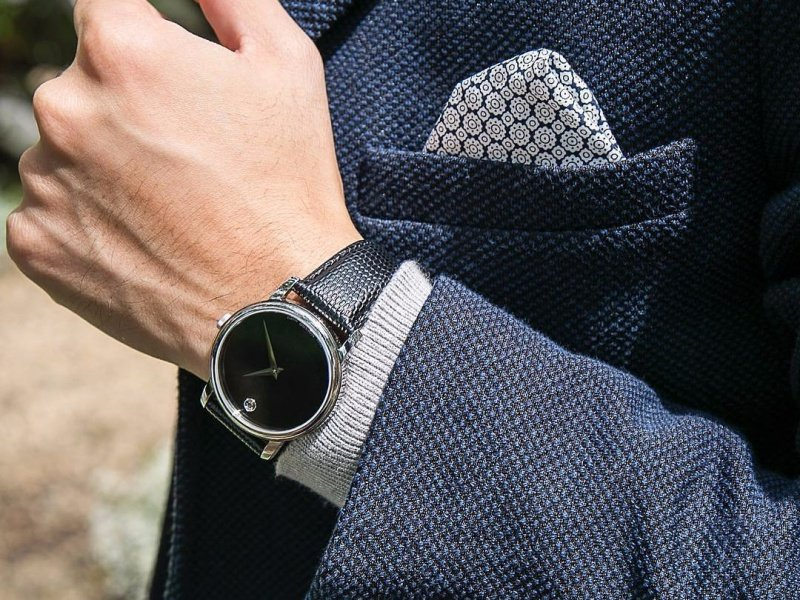 Movado Museum Classic Watch Review 5