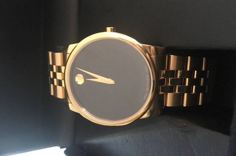 Movado Museum Classic Watch Review 1