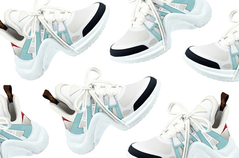 5456d13c460 Louis Vuitton Archlight SS18 Sneakers Review