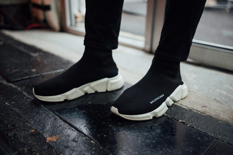 Balenciaga Speed Trainer Sneakers Review 7