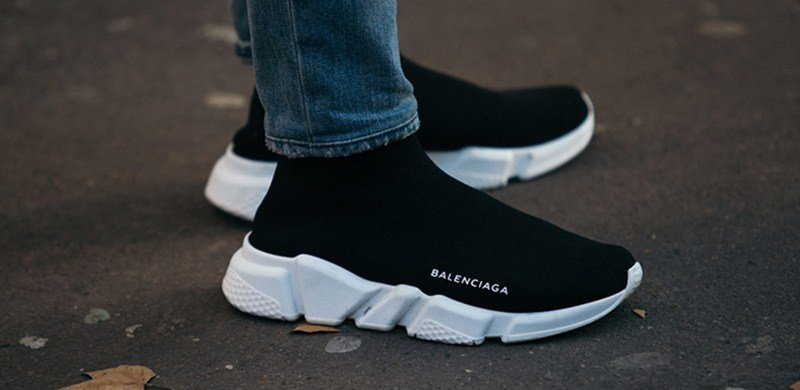 Balenciaga Speed Trainer Sneakers Review 3