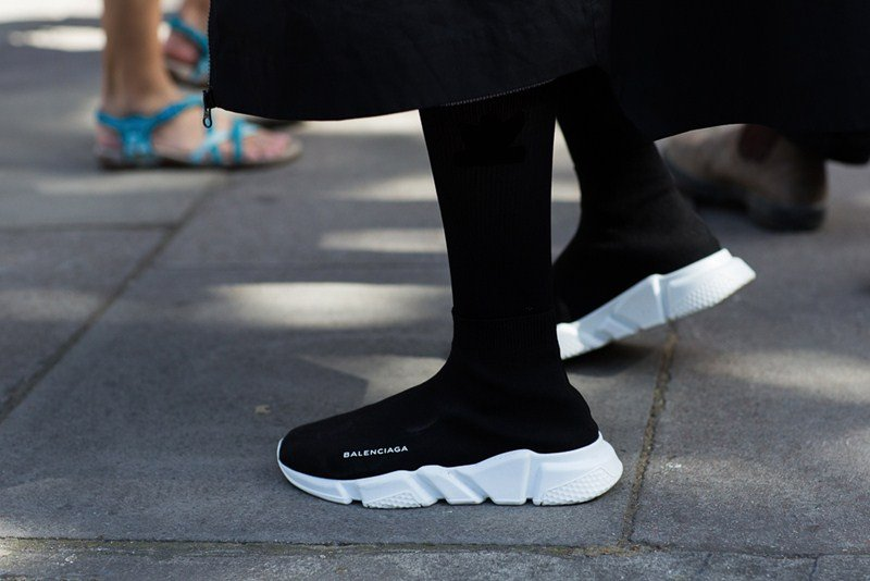 Balenciaga Speed Trainer Sneakers Review 2