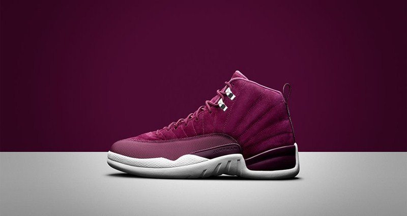 new products fd969 d80b6 Air Jordan x PSNY 12 Bordeaux Sneakers Review