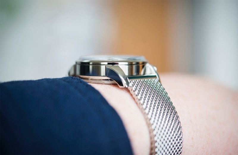 Breitling Transocean 38 Chronograph Watch Review 4