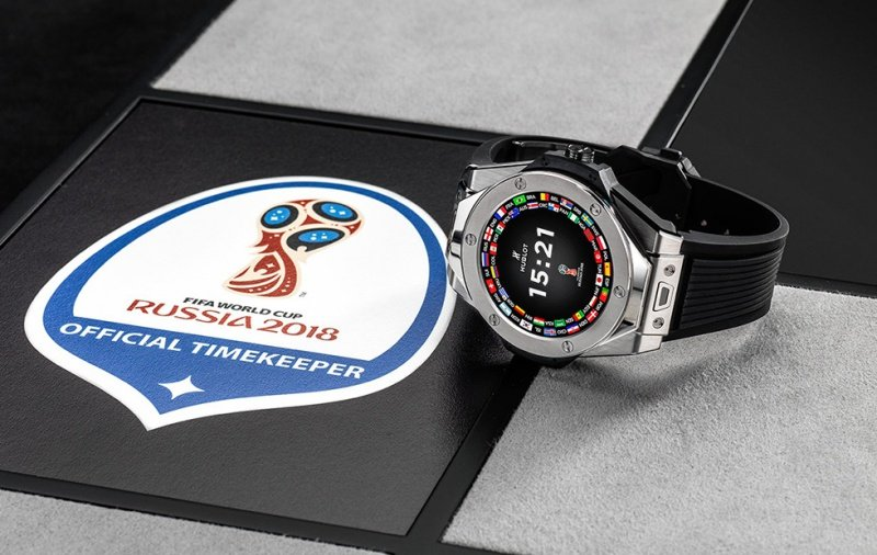 Hublot Big Bang Referee 2018 FIFA World Cup Russia Watch Review