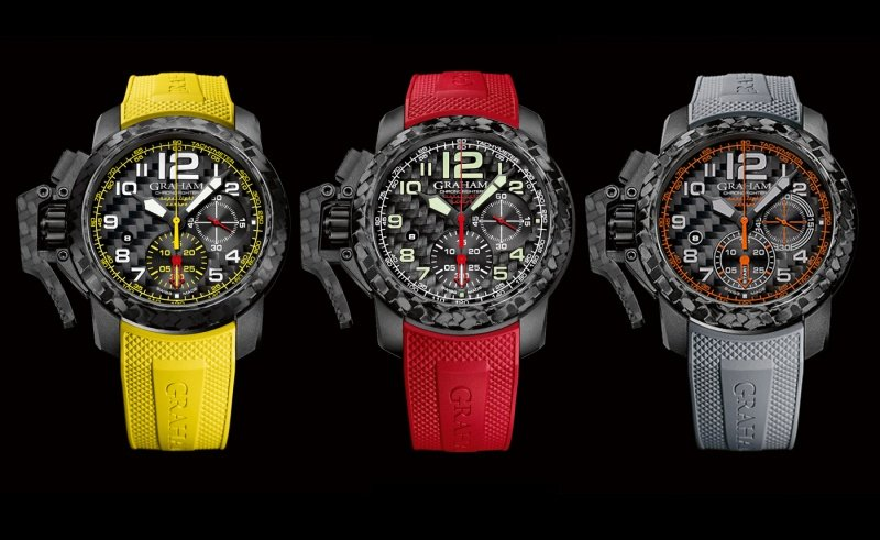 Graham Chronofighter Superlight Carbon Watch Review 1