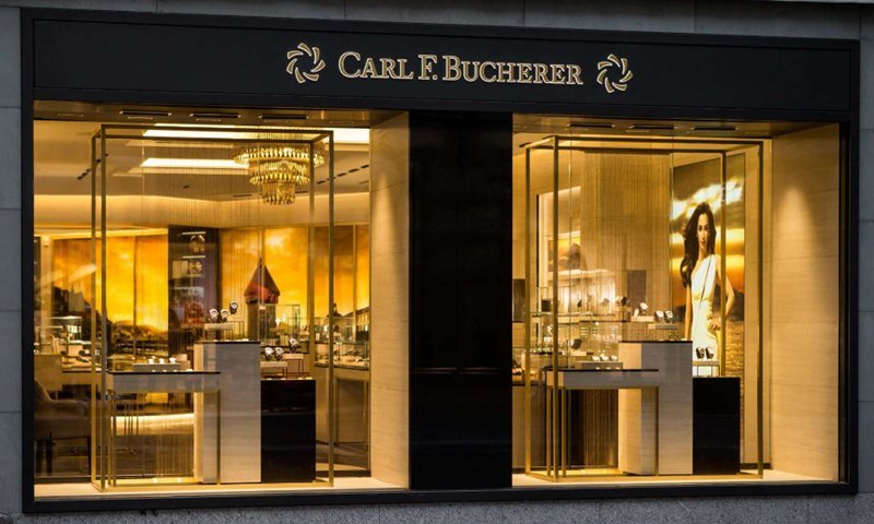 Carl F. Bucherer Boutique in Lucerne