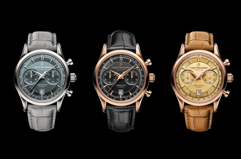 Carl F. Bucherer Flyback Chronograph Models