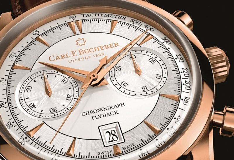 Carl F. Bucherer Flyback Chronograph