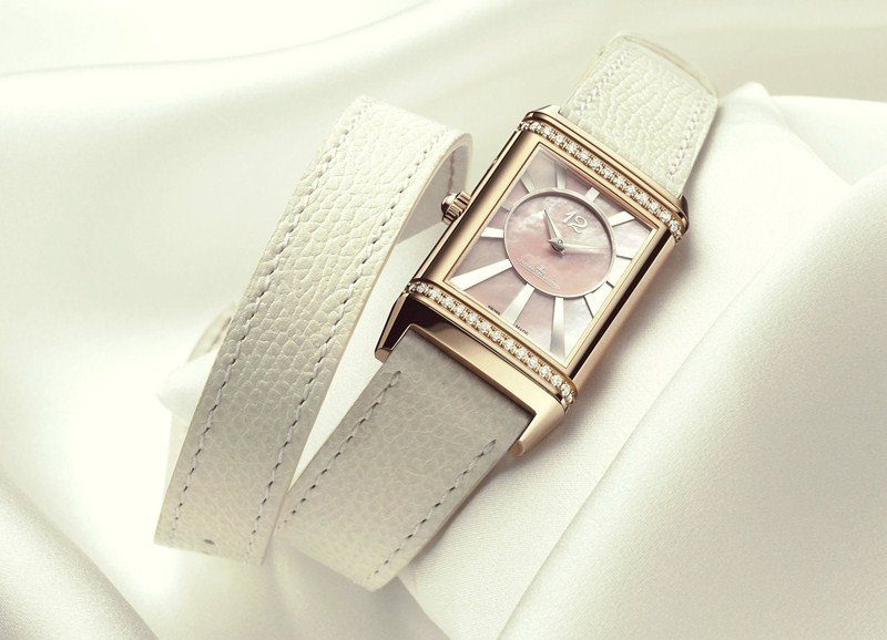 Jaeger-LeCoultre Grande Reverso Lady Ultra Thin Duetto Duo Watch Review