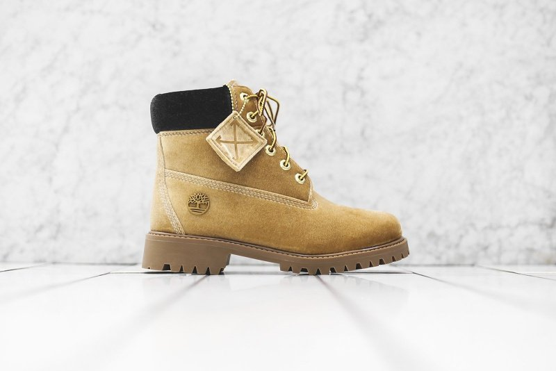 "Timberland x Off-White 6"" Boot Sneakers Review"