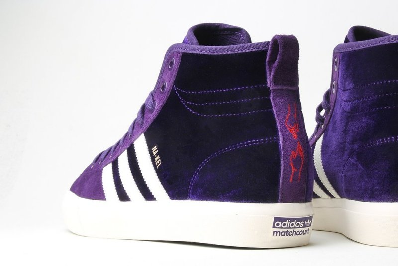 Adidas Matchcourt High RX Na-Kel Smith