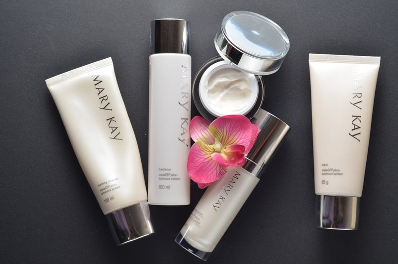 Mary Kay cleansing products