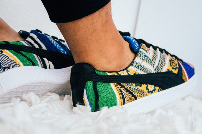 Puma x Coogi Clyde Sneakers Review 6