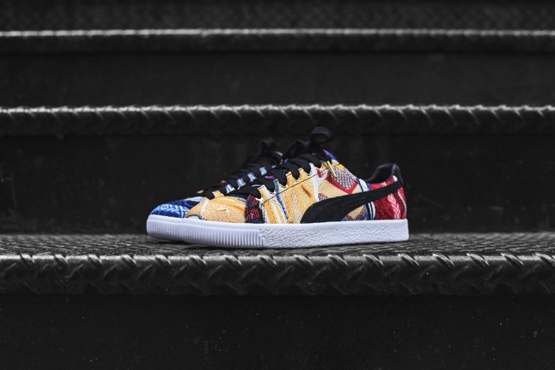 finest selection 0d781 c9c87 Puma x Coogi Clyde Sneakers Review