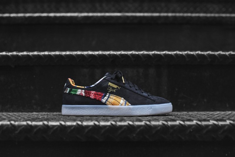 Puma x Coogi Clyde Sneakers Review 3