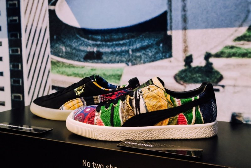 Puma x Coogi Clyde Sneakers Review 2