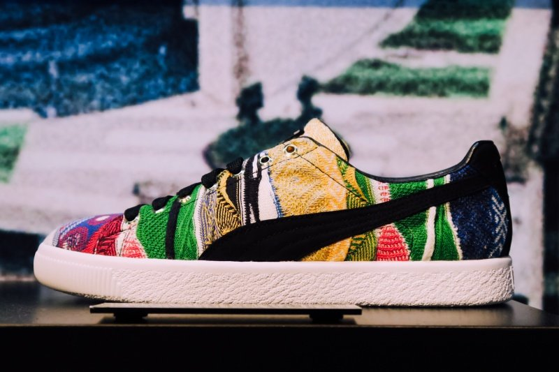 Puma x Coogi Clyde Sneakers Review 1