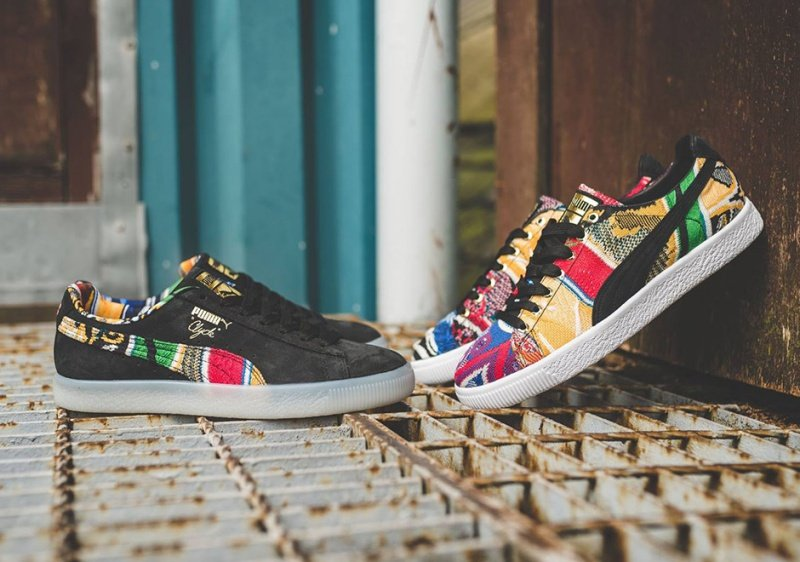 finest selection 56d50 8f880 Puma x Coogi Clyde Sneakers Review