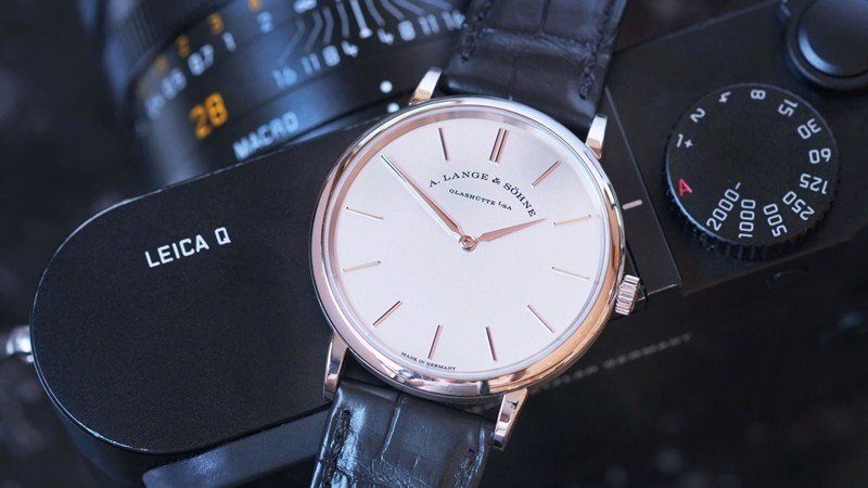 A.Lange & Sohne Saxonia Thin Watch Review