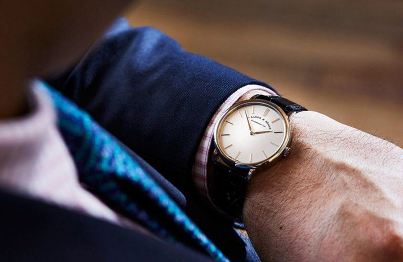 A.Lange & Sohne Saxonia Thin Watch Review 7