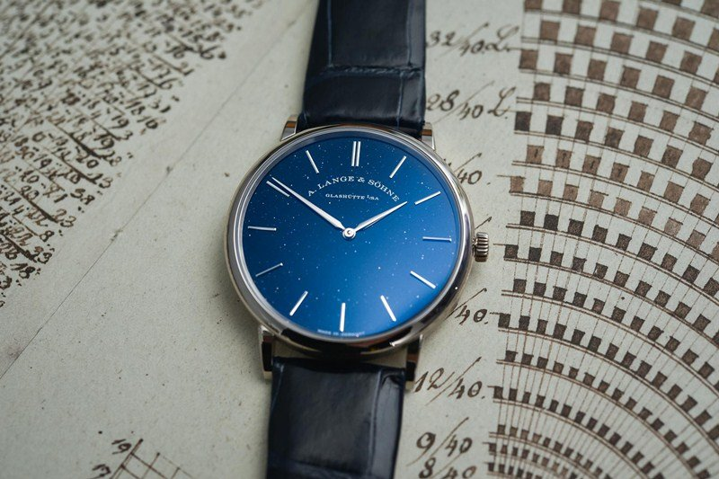 A.Lange & Sohne Saxonia Thin Watch Review 4