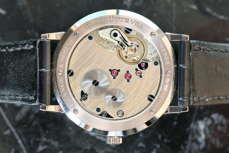 A.Lange & Sohne Saxonia Thin Watch Review 3