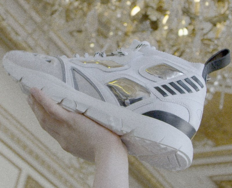 Valentino Heroes Reflex Sneakers Review 6
