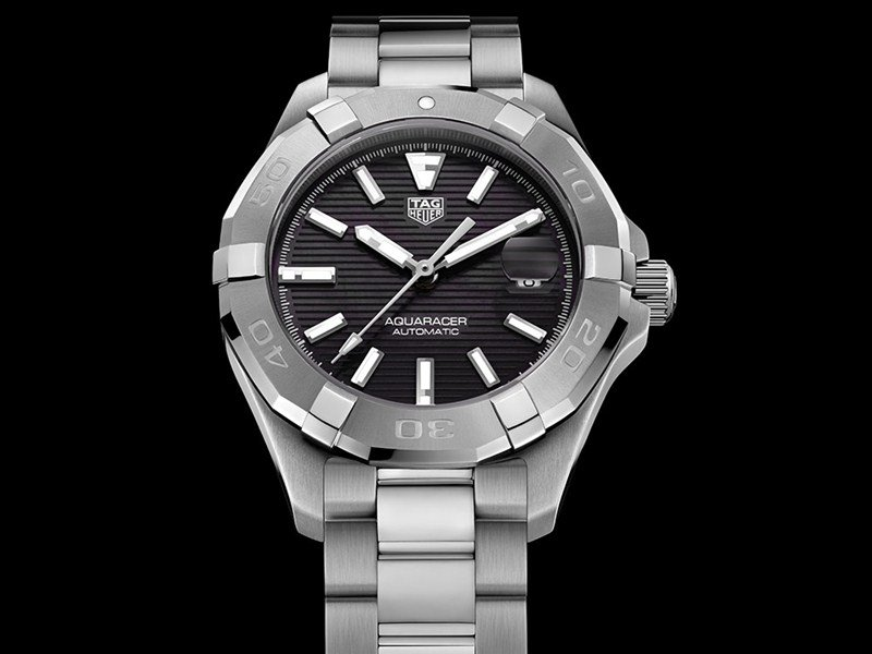 TAG Heuer Aquaracer Lady Calibre 9 Automatic Watch Review 2