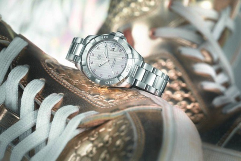 TAG Heuer Aquaracer Lady Calibre 9 Automatic Watch Review 4