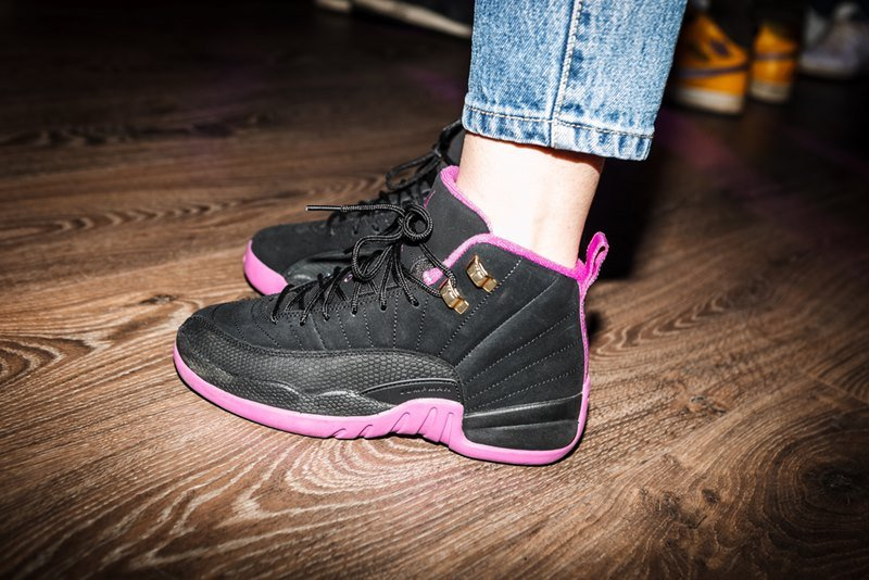 Air Jordan Sneakers Women's Steetwear