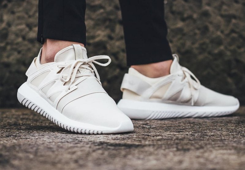 Adidas Tubular Viral Mixed-Material Sneakers Review