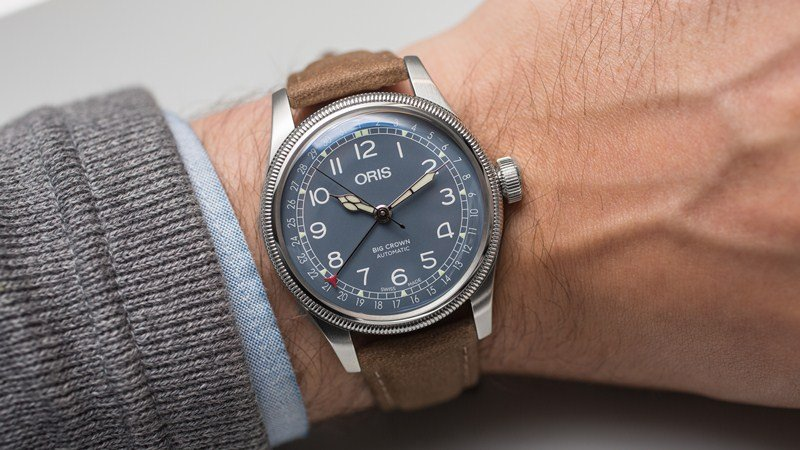 Oris Big Crown Pointer Date Watch Review