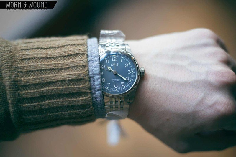 Oris Big Crown Pointer Date Watch Review 7