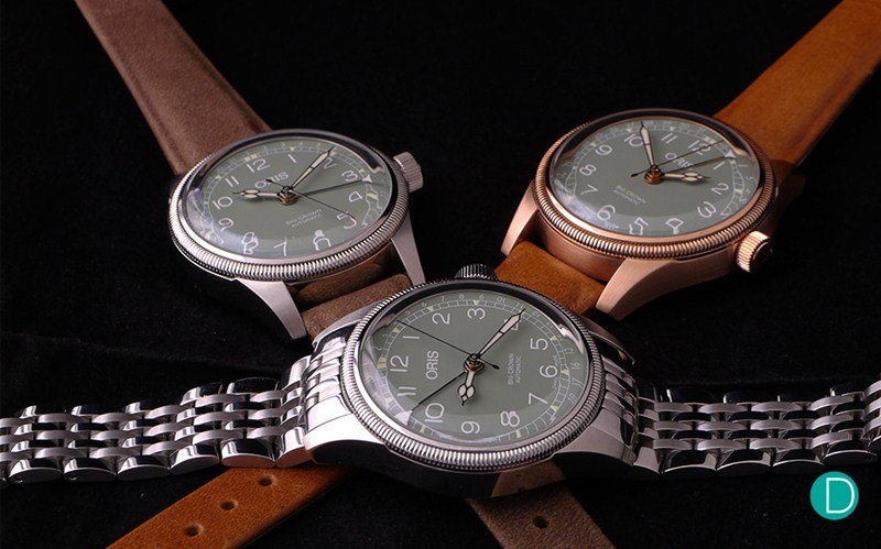 Oris Big Crown Pointer Date Watch Review 6