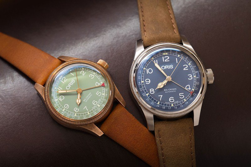 Oris Big Crown Pointer Date Watch Review 2