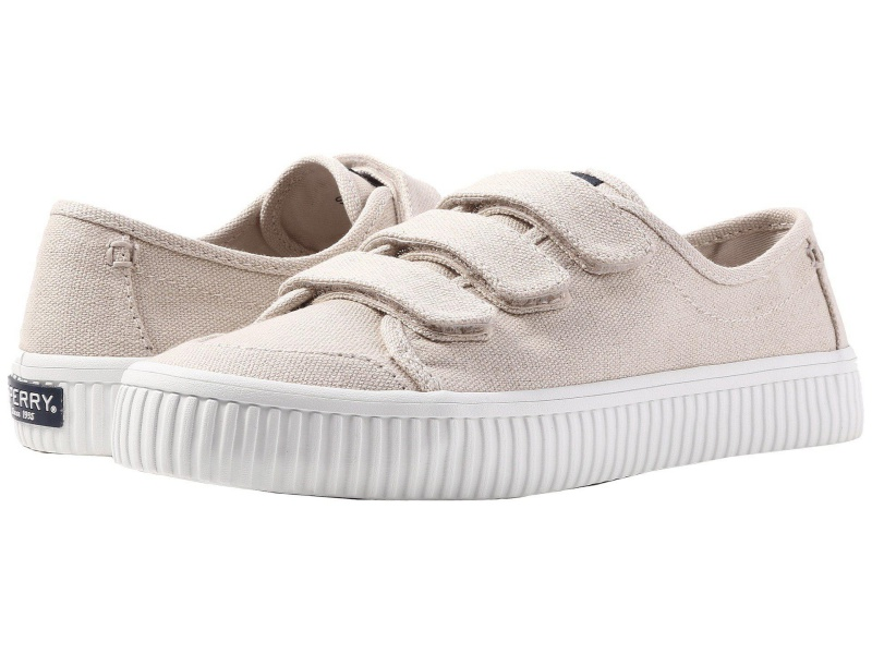 Sperry Crest Velcro Creeper Sneakers Review 6