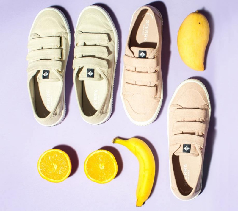 Sperry Crest Velcro Creeper Sneakers Review 3