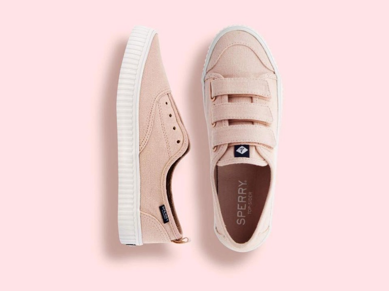 Sperry Crest Creeper with Velcro