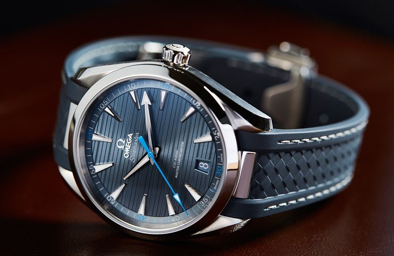 Omega Seamaster Aqua Terra 150M Co-Axial Master Chronometer Watch 6