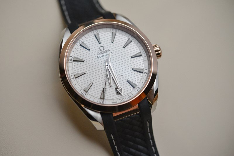 Omega Seamaster Aqua Terra 150M Co-Axial Master Chronometer Watch 3