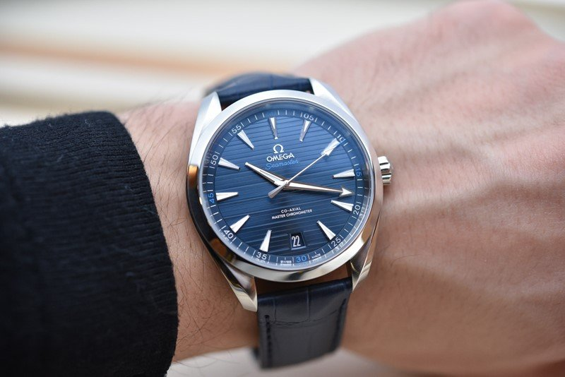 Omega Seamaster Aqua Terra 150M Co-Axial Master Chronometer Watch 2