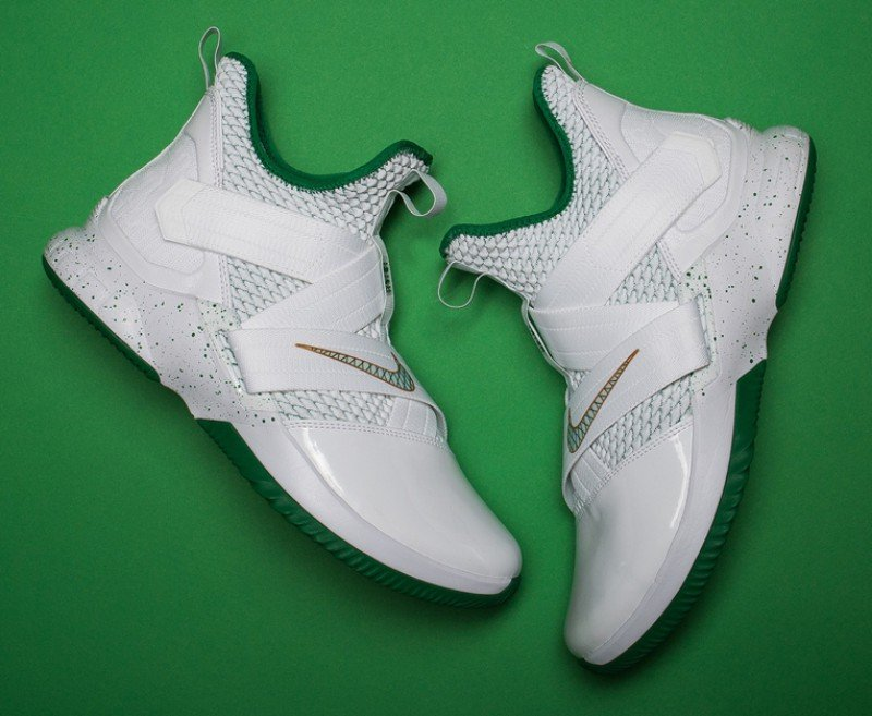 fdf055b42472 ... Nike Lebron Soldier 12 Svsm Sneakers Review 3 ...