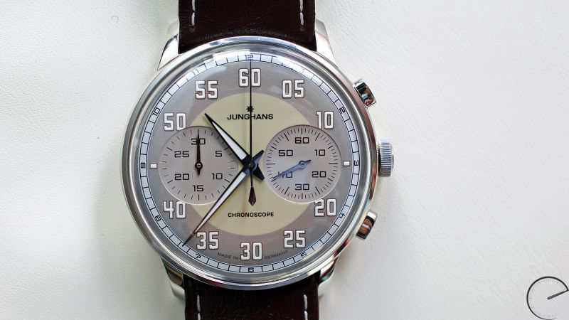 Junghans Meister Driver Chronoscope Watch Review 6