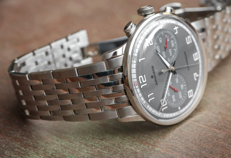 Junghans Meister Driver Chronoscope Watch Review 5