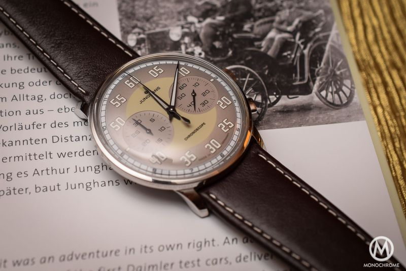 Junghans Meister Driver Chronoscope Watch Review 2