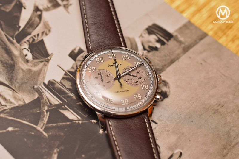 Junghans Meister Driver Chronoscope Watch Review 1