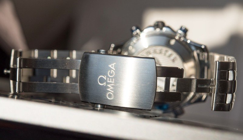 Omega Seamaster 300M Co-Axial Chronograph Watch Review 4